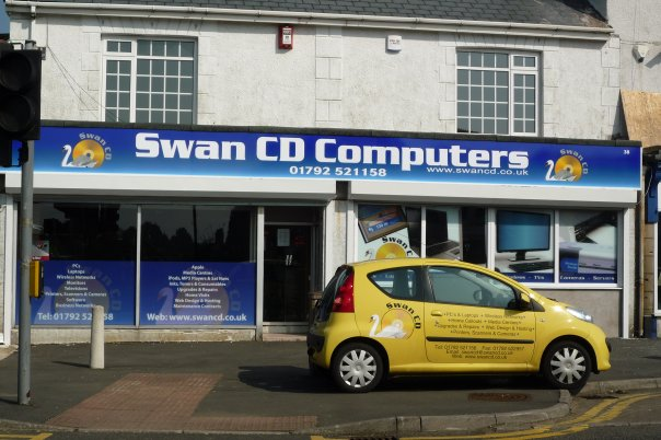 Swan CD Ltd Shop